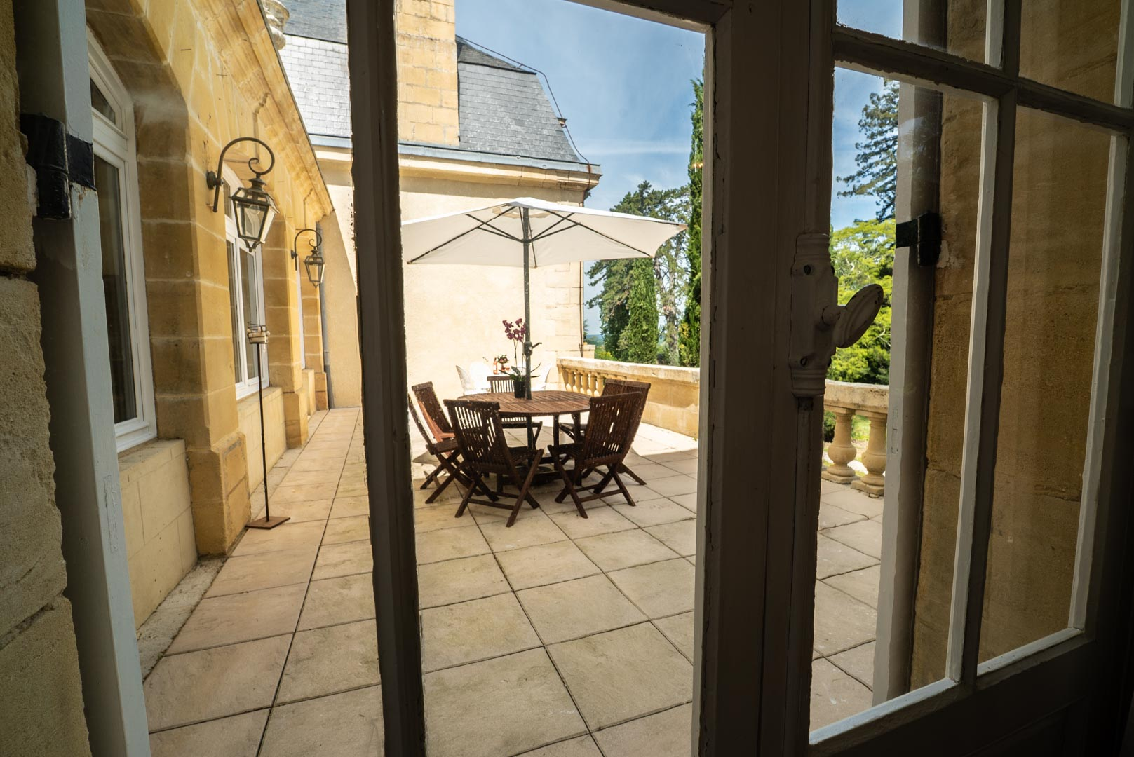 Suite Pécharmant Chateau Rauly location bergerac Monbazillac