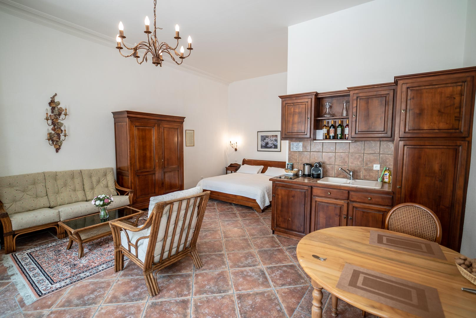Studio Chateau Rauly location bergerac Monbazillac