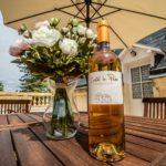 Bouteille vin blanc castel lapeze monbazillac Chateau Rauly location bergerac Monbazillac