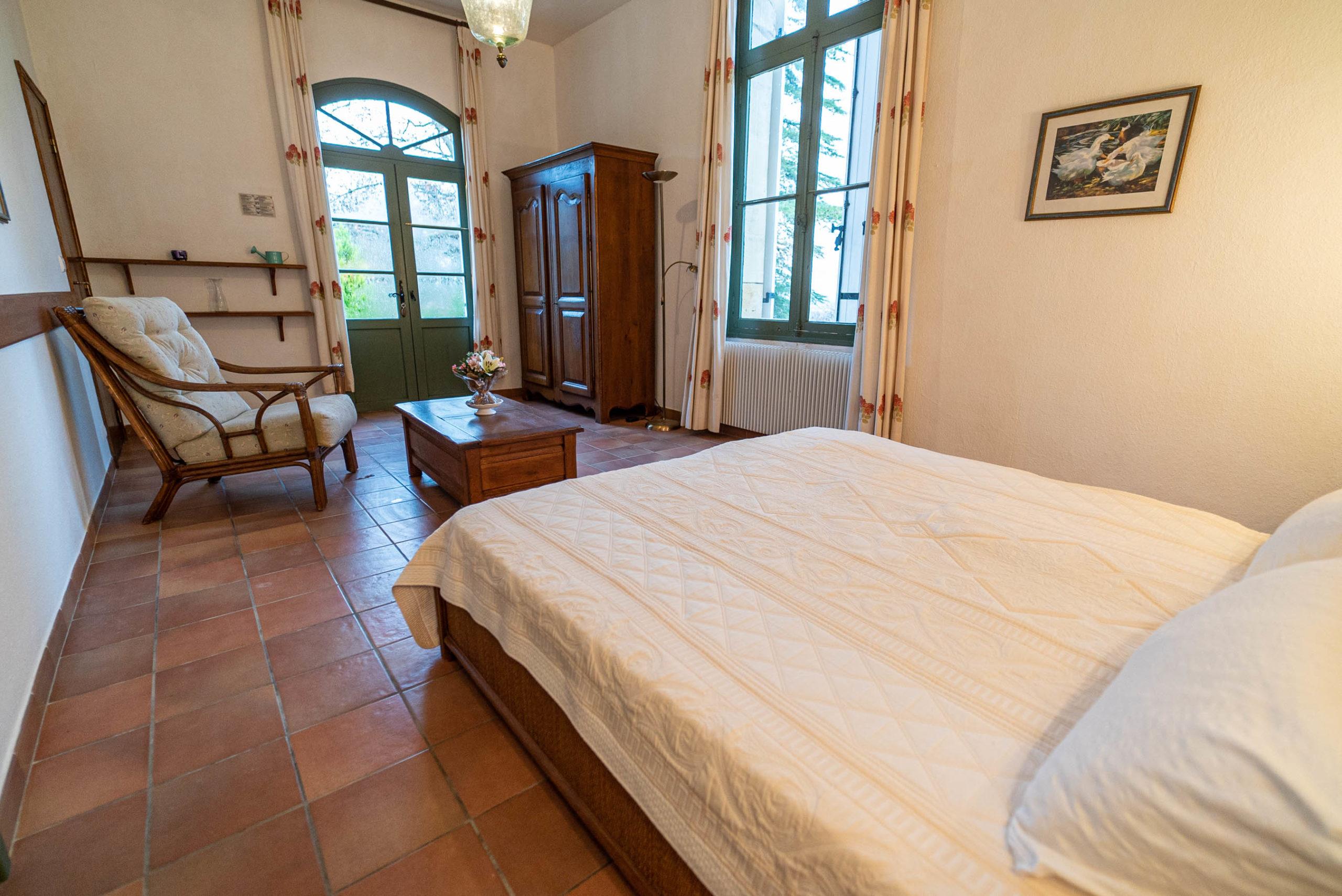 Suite des ecuries chateau Rauly location bergerac Monbazillac